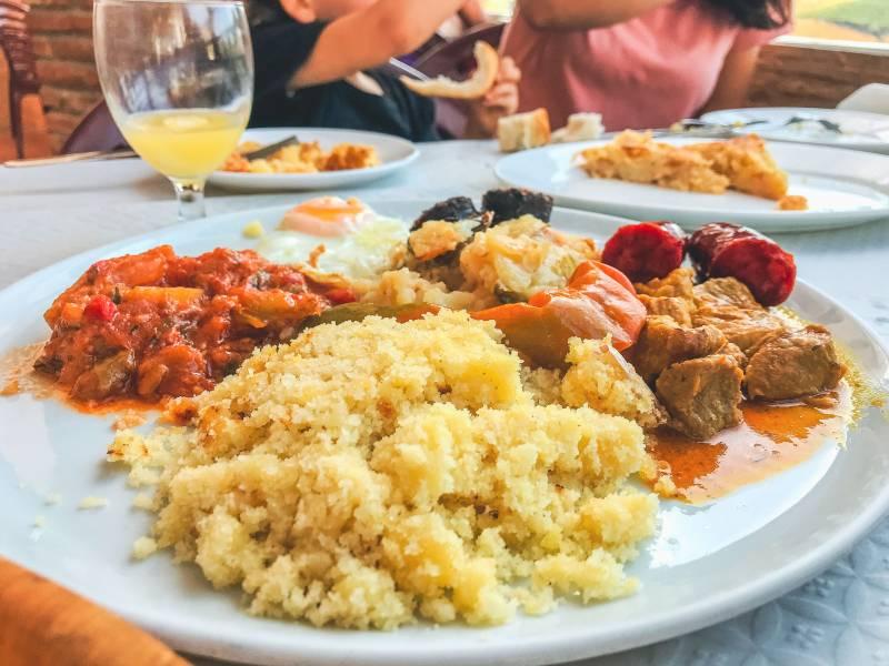 Donde comer en Frigiliana 4