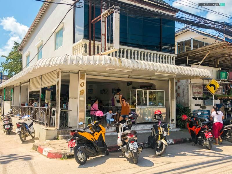 restaurantes favoritos Koh Phangan