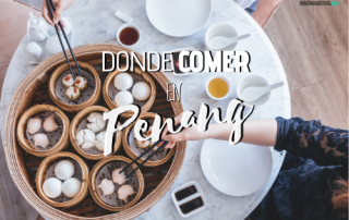 Donde comer en Penang
