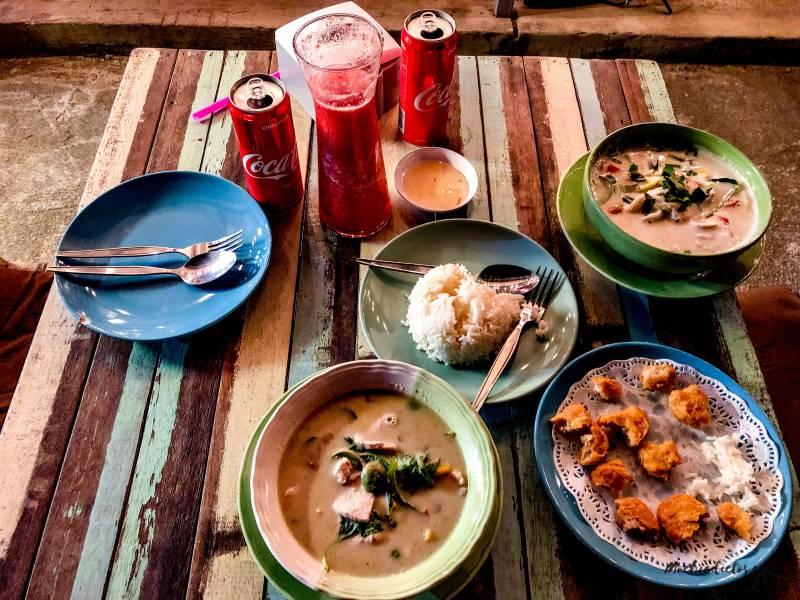Donde comer en ao Nang