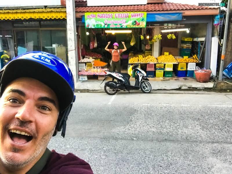Supermercados en Koh Phangan consejos