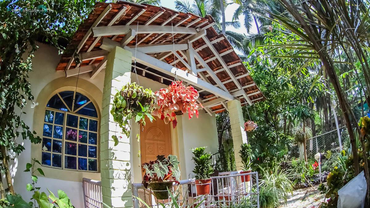 ¿Donde dormir en Palolem beach? Zappia Cove, nuestro lugar en Goa :)
