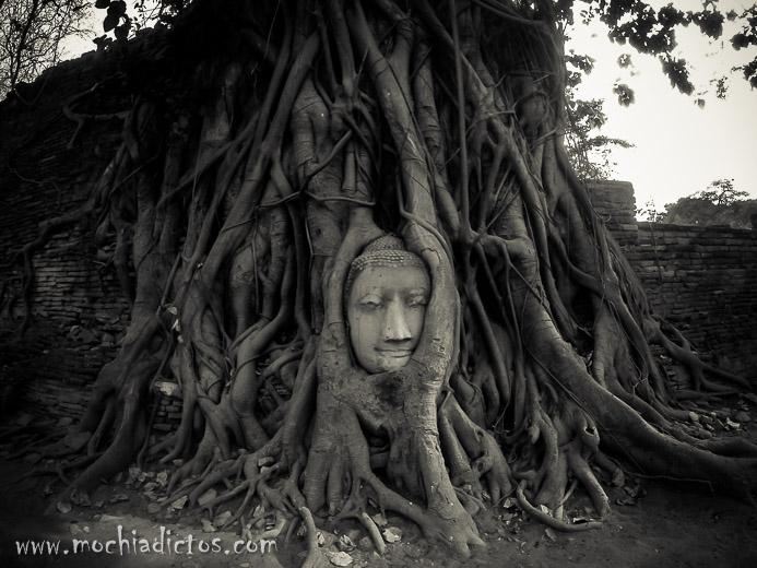 Dos dias en Ayutthaya