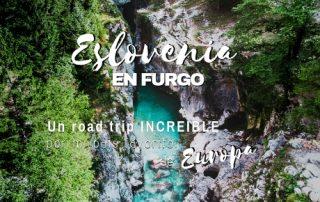 Eslovenia en furgo. Un Road trip increíble por mi país favorito de Europa