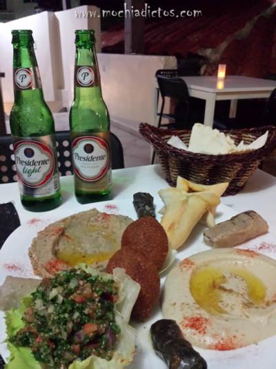 Comida libanesa bavaro