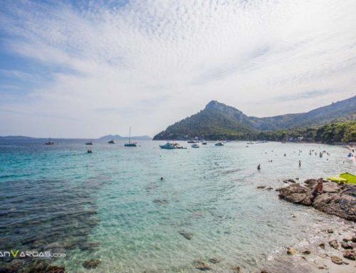 Un día en el cabo de Formentor Mallorca