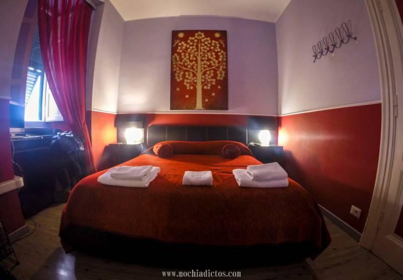 Donde dormir en Roma
