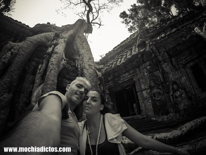 tres días en Siemp Reap