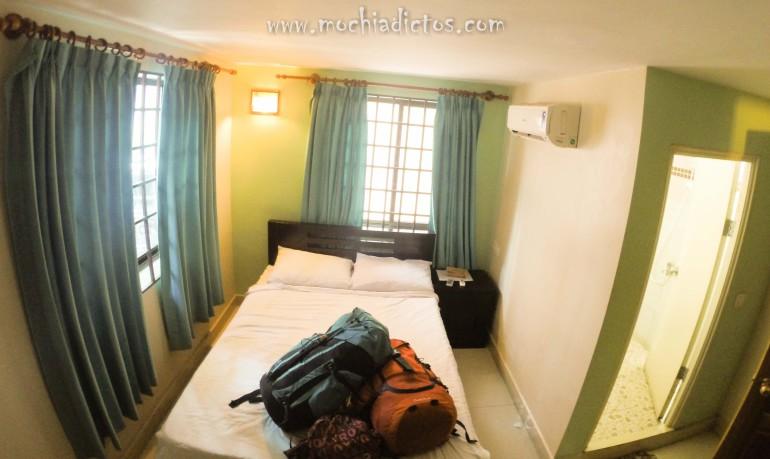 Guest House en Siem Reap