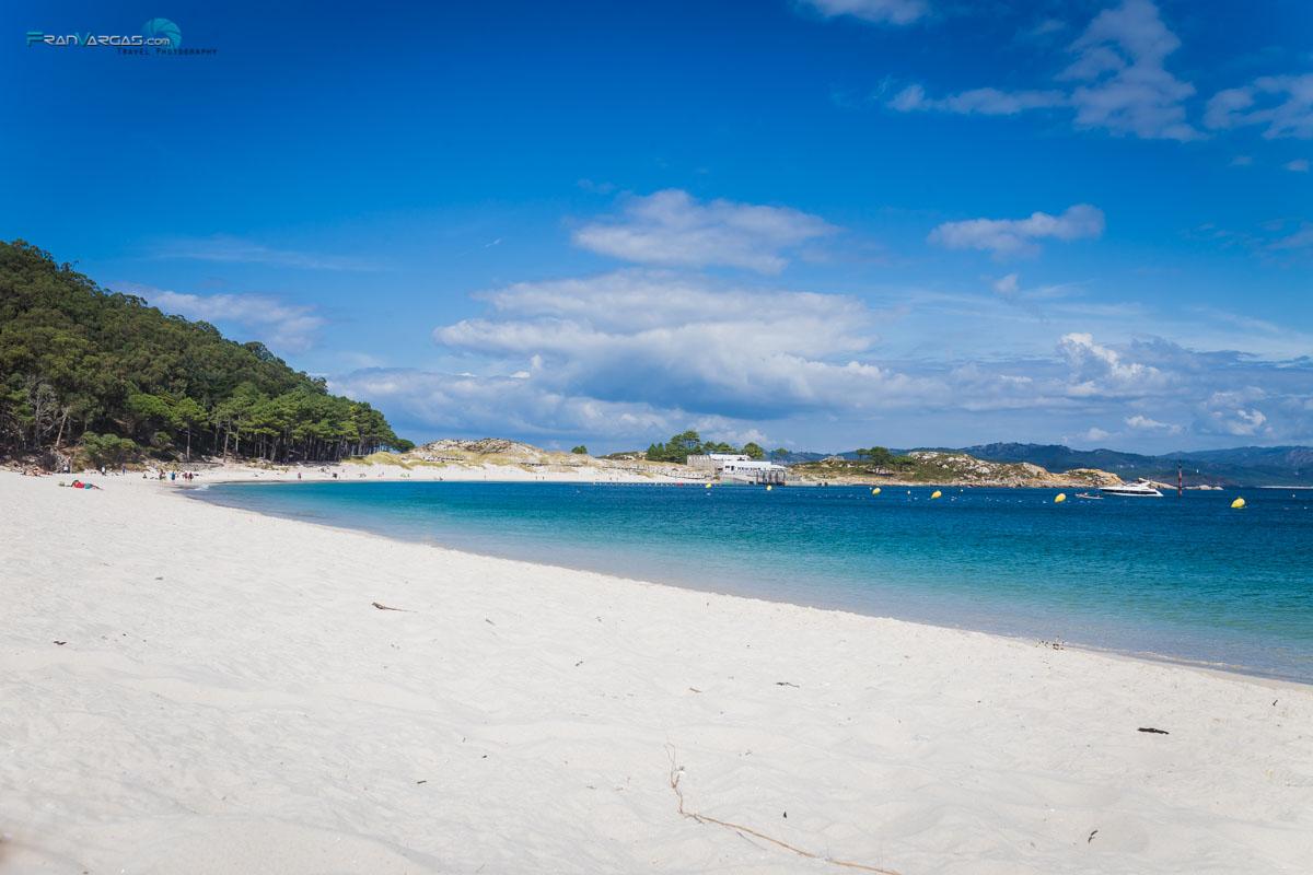 Viaje a Galicia Islas Cíes