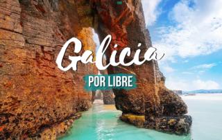 Galicia por libre, guía de viaje.