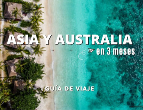 Itinerario de viaje a Asia y Australia en 3 meses | EAU, Australia y Sudeste Asiático en familia.