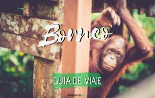 Guía de viaje Borneo