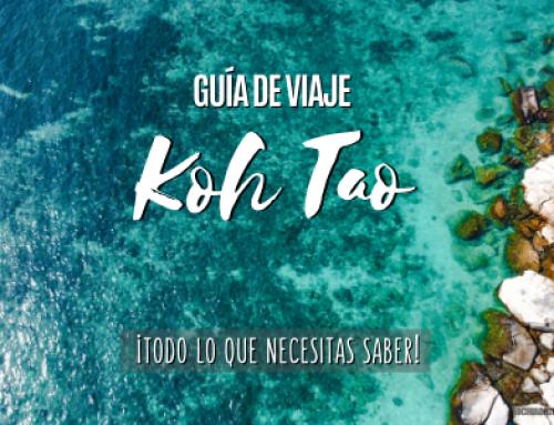 Koh Tao [Guía de viaje] ¡Todo lo que necesitas saber!