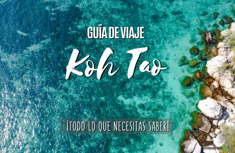 Guía de viaje Koh tao