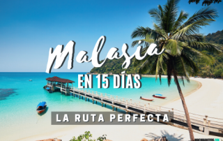 Guía de viaje a Malasia