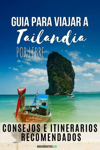 Guia para viajar a Tailandia por libre, Consejos e Itinerarios recomendados. -2