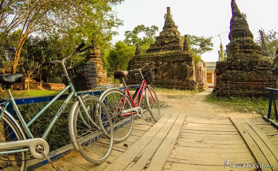 Little Bagan en Hsipaw,Myanmar.