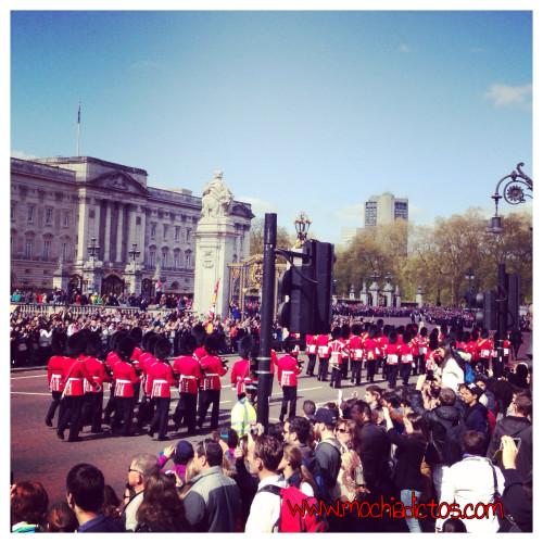 3 dias en Londres