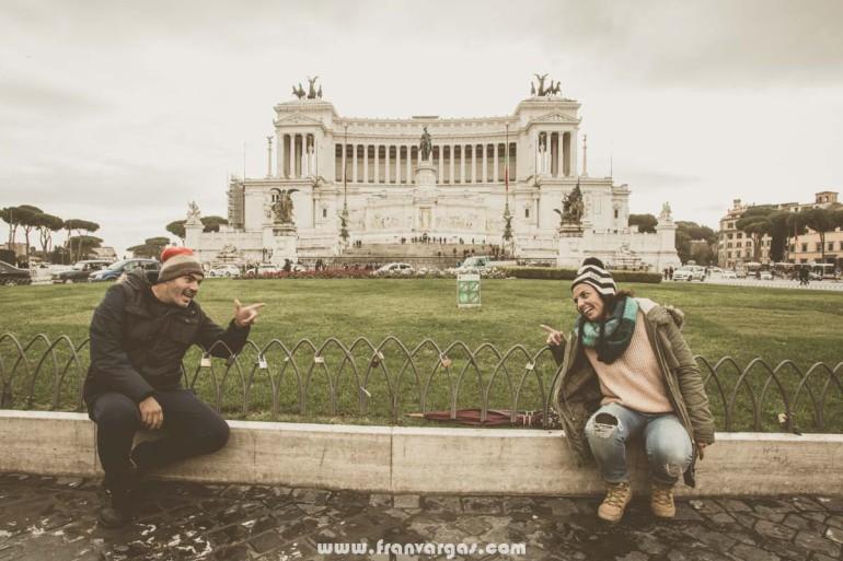 que ver en Roma en dos días