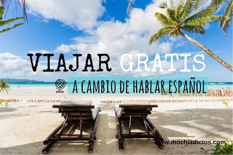 Viajar GRATIS a cambio de hablar español.  Todo lo que necesitas saber sobre TalkTalkBnb