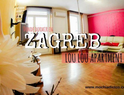 Dónde dormir en Zagreb. Mi apartamento ideal.