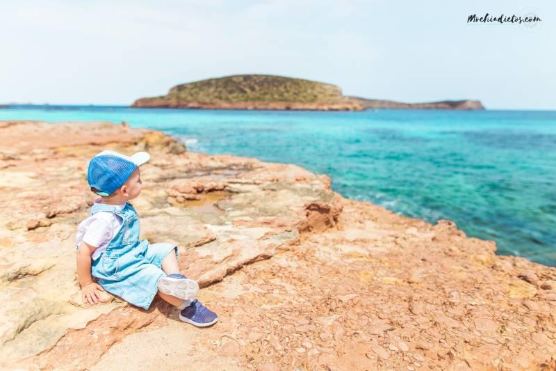 Ibiza con bebé