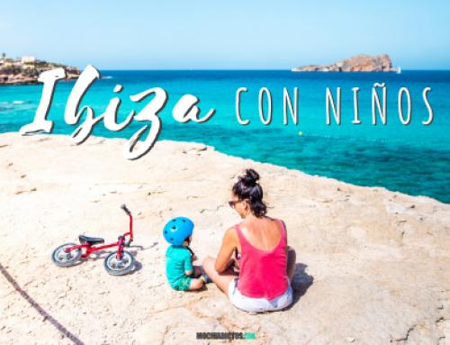 Ibiza con niños ¡Planes molones que NO salen en las guías!