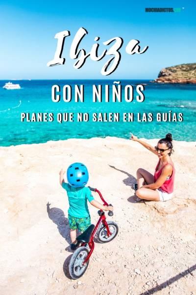 Ibiza con niños. Pinterest.