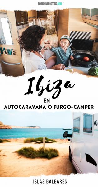 Ibiza en Autocaravana o furgo camper