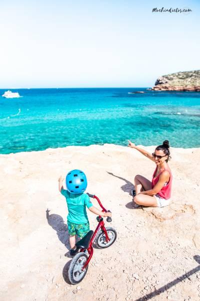 Ibiza en junio con niños