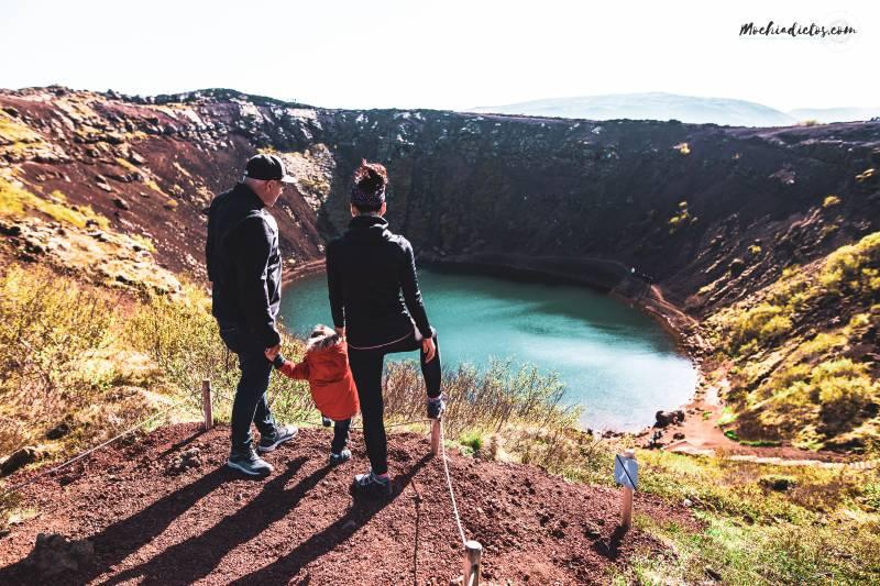 Islandia con bebes
