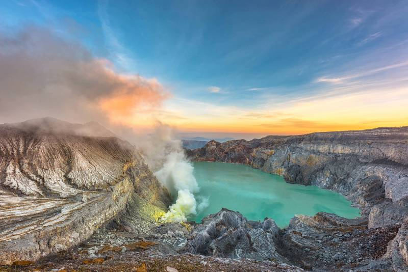 Itinerario de viaje a Indonesia en 15 días