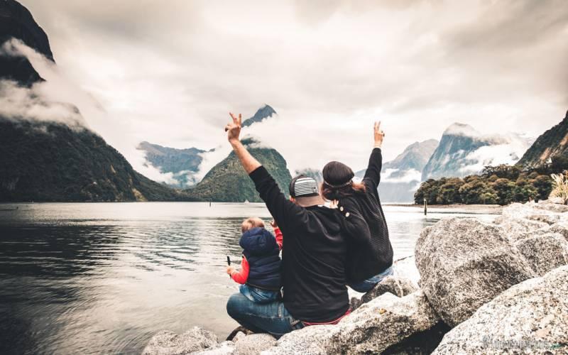 Itinerario de viaje a Nueva Zelanda