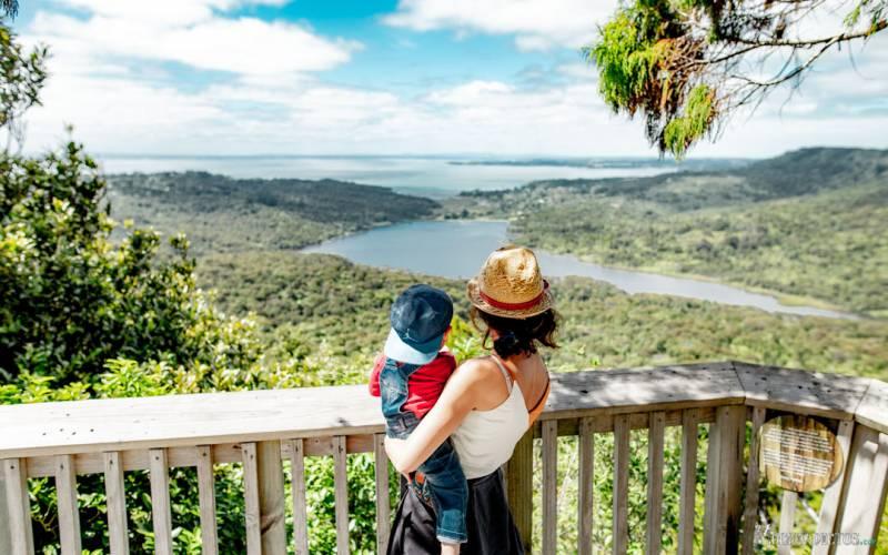 Itinerario de viaje a Nueva Zelanda y Australia en tres meses