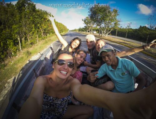 Día 220 Haciendo Auto stop en Bávaro (De bola en Bola por Punta Cana)
