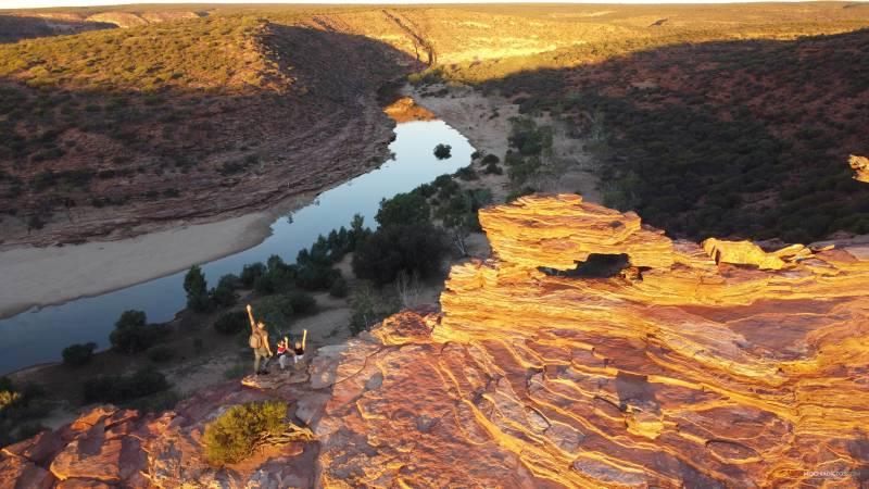Kalbarri Ruta de Perth a Broome Costa Oeste Australia