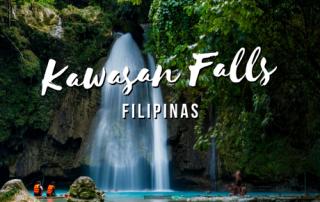 Kawasan Falls, Filipinas.