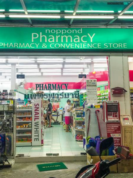 Koh Phangan consejos