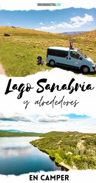 Lago Sanabria en camper