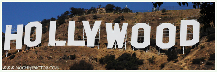Letras Hollywood