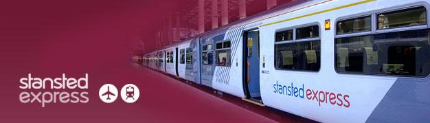 formas de llegar a Londres desde Stansted
