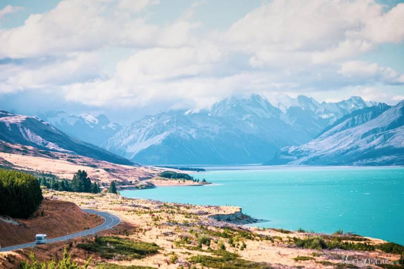 Lugares que visitar en Nueva Zelanda imprescindibles