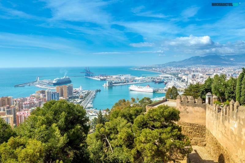 Málaga en 2 días