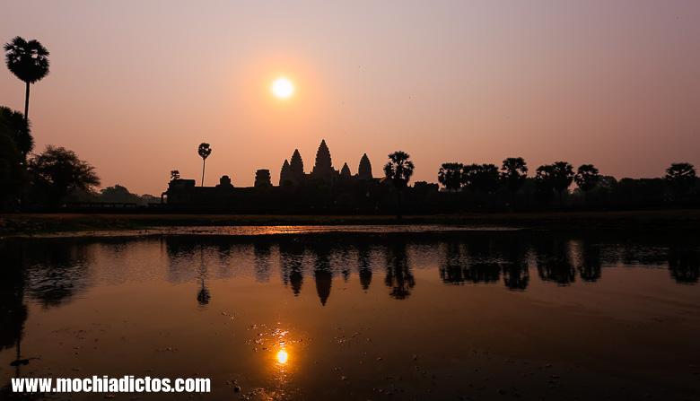 Tres días en Siem Reap