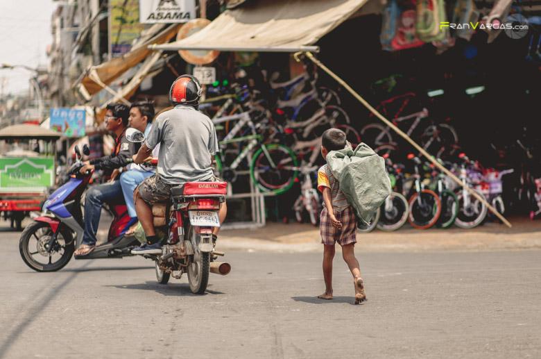 Guía viajar Camboya por libre