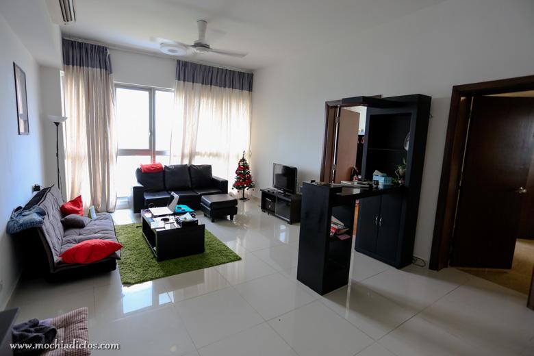 Alquilar apartamento con vistas a las petronas