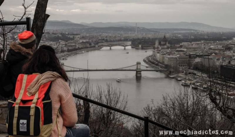 Budapest en 1 dia