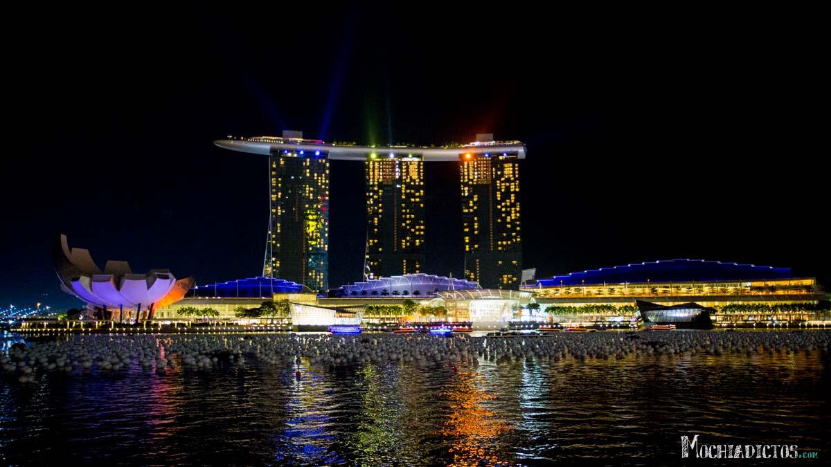 que ver Singapur Mochiadictos
