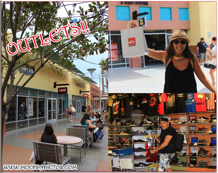 MOSAICO OUTLETS